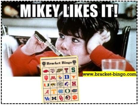 Bracket Mikey
